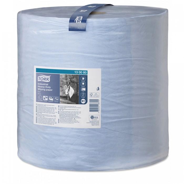 Протиральний папір Tork W1 340*369мм (750шт/рул)