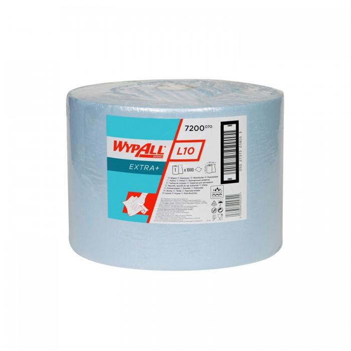 Протиральні серветки Wypall L10 Extra+ в рулоні 38*24см (1000 листів/рул)
