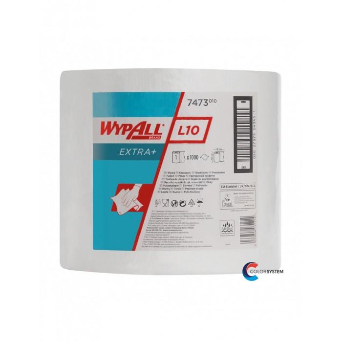 Протиральні серветки Wypall L10 Extra+ в рулоні 38.5*23.5см (1000 листів/рул)