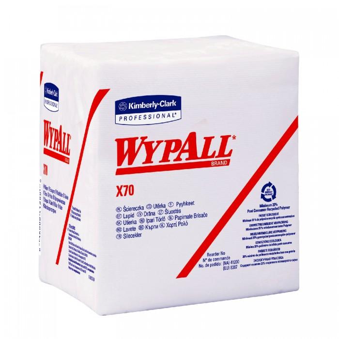 Протиральний матеріал Wypall X70 30*32см (76 листів)